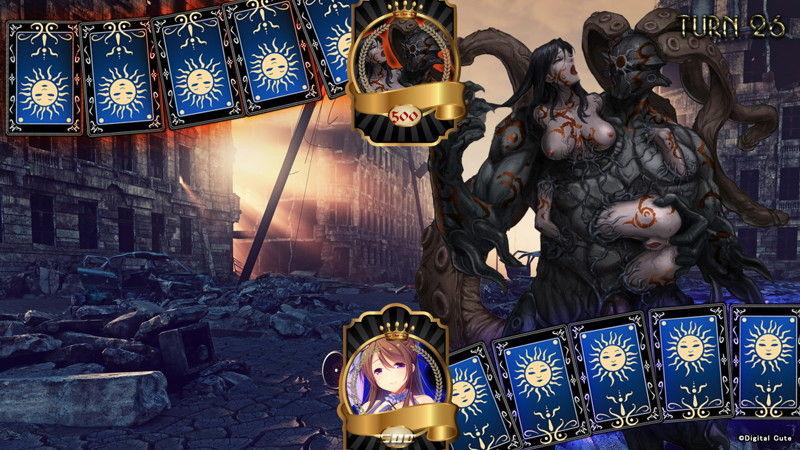 崩壊天使アストレイアの無料CGエロ画像